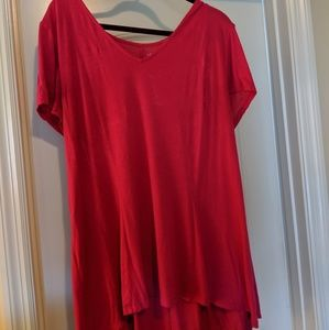 Lane Bryant Tops - Short-sleeved blouse